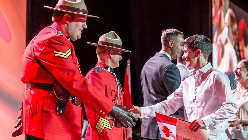 New citizens, giant celebrations: Canada 150 in Metro ...