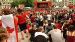 CTV National News: Party in Trafalgar Square