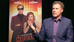 Will Ferrell The House