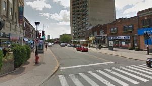Monkland Ave. (image: Google Street View)