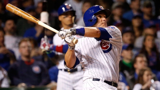 Cubs trade Miguel Montero to the Blue Jays