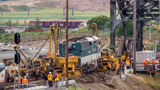Amtrak train derails in Washington state, injuring several passengers
