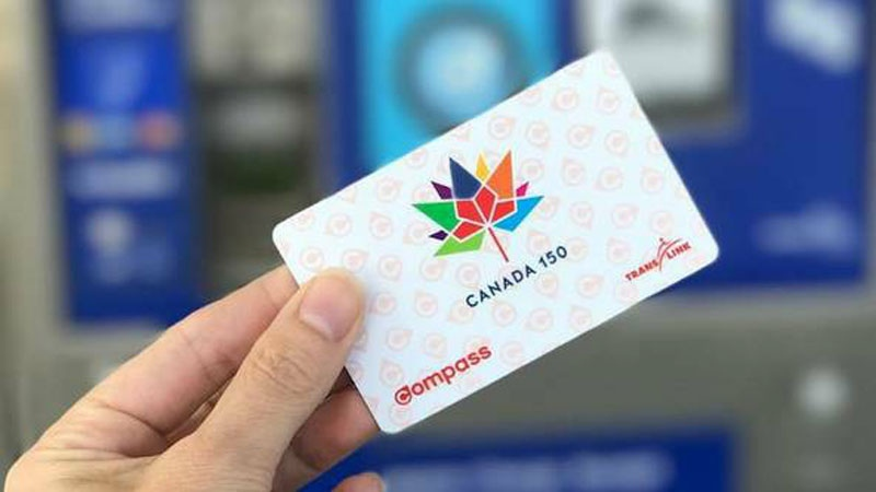 Canada 150 Compass Cards being sold online for 10 times their value   CTV  News
