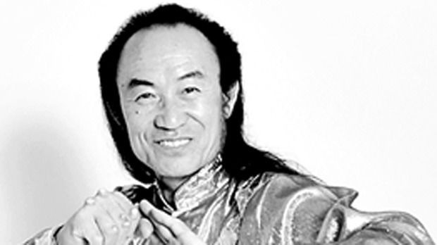 Grand Master Qing Fu Pan