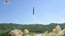 North Korea claims to have launched ICBM