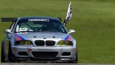 stolen BMW sports car