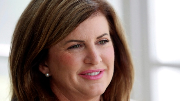 Conservative Interim Leader Rona Ambrose is shown during an interview with The Canadian Press in Ottawa, May 18, 2017. (Fred Chartrand/THE CANADIAN PRESS)