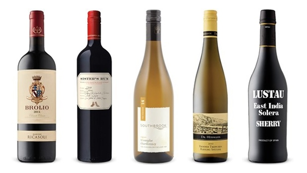 Natalie MacLean's Wines of the Week, Jul. 3, 2017