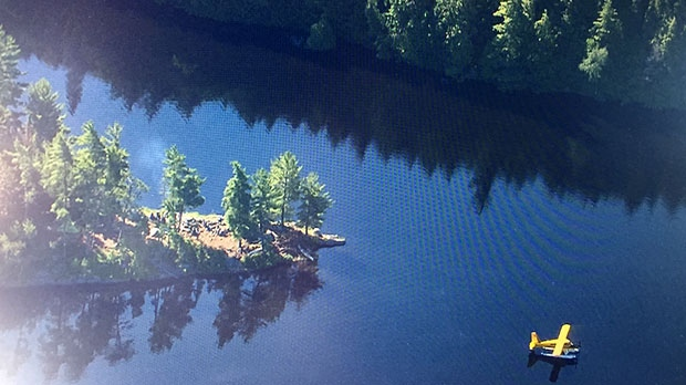 A search and rescue team is combing through Big Trout Lake in Algonquin Park after a 15-year-old Toronto student went missing and presumably drowned during a school trip.