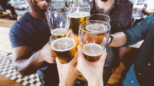 Europeans are at a higher risk of developing digestive cancers due to high levels of alcohol consumption reveals a new report. (izusek / Istock.com)