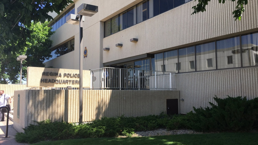 Regina Police Headquarters