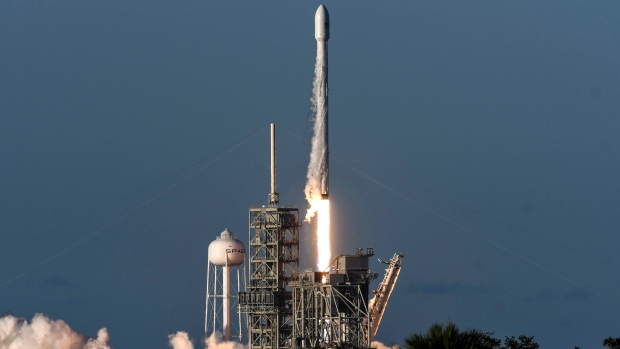 SpaceX launch delayed again, liftoff now Friday
