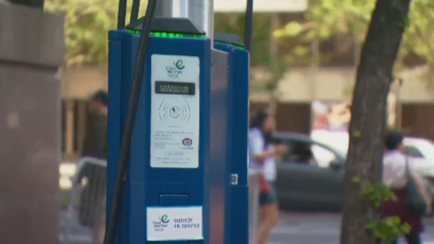 There are currently only 100 electric cars on the road in New Brunswick.