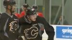 Calgary Flames 2017 development camp