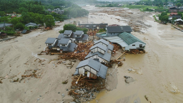 Japan flood deaths rise to 15 with at least 14 missing ...