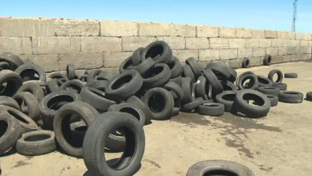 Judge dismisses residents' court challenge of N S  tire