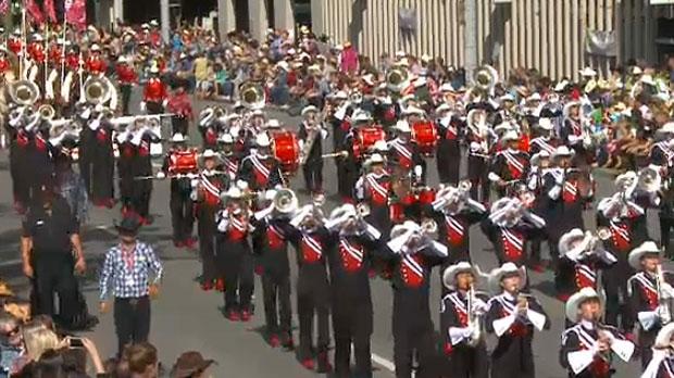 2017 Calgary Stampede Kicks Off With Annual Parade Ctv