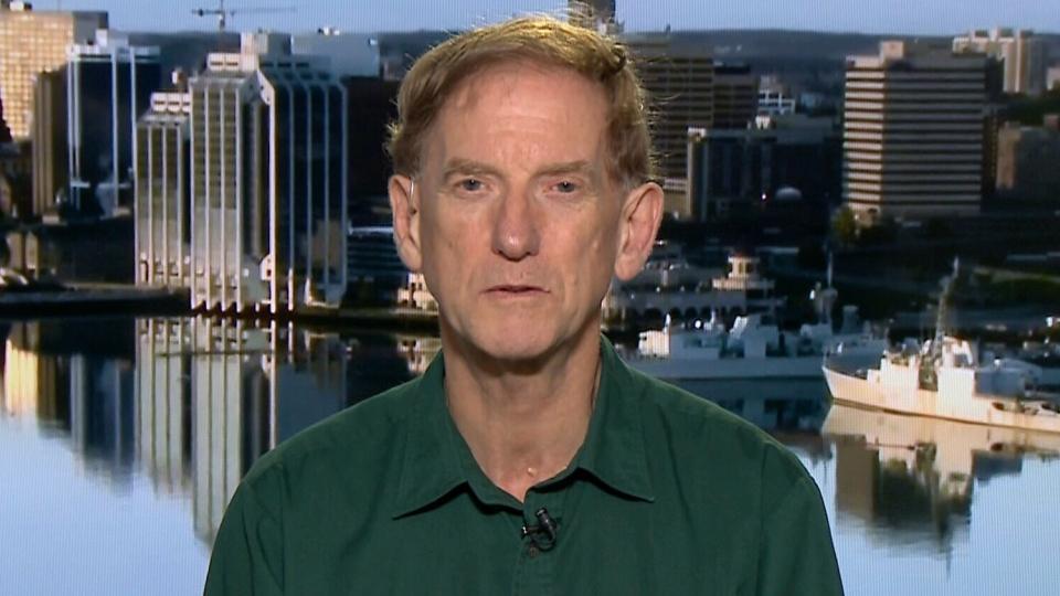 Jim Drummond, principal investigator at the Polar Environment Atmospheric Research Laboratory