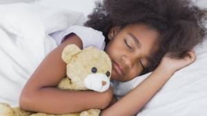 Getting sufficient sleep in childhood could be important for future health according to the results of a new U.S. study.  Wavebreak/Istock.com