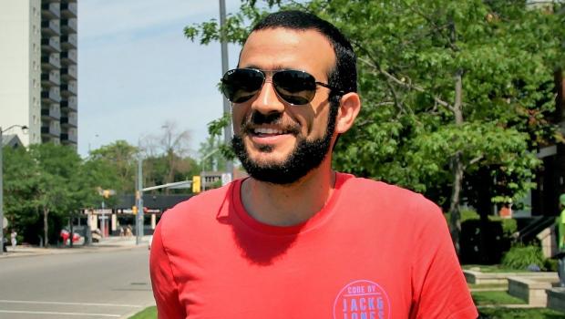 Omar Khadr in Mississauga
