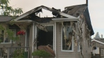 Fire destroys 2 homes; damage to top $1 million