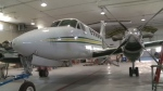Sask. premier's gov't plane put up for sale