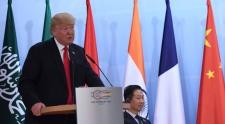 Trump at G20 Summit