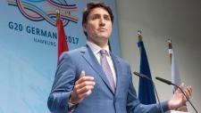 Justin Trudeau G20 2017