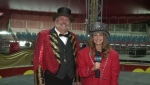 'On the Go' with the Royal Canadian Circus