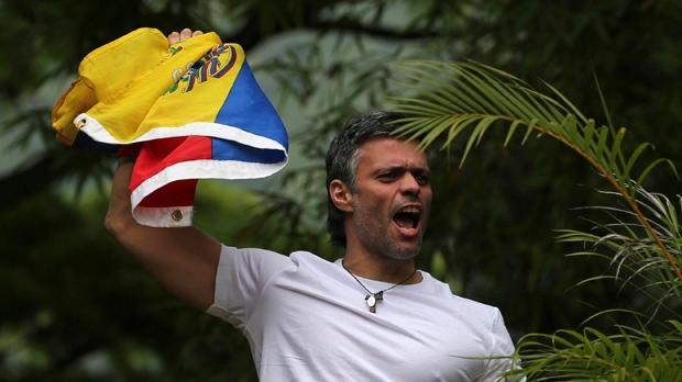 Image result for Leopoldo Lopez, July 2017, photos, Venezuela