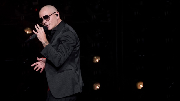 Pitbull Lenny Kravitz To Perform At Mlb All Star Events Entertainment Showbiz From Ctv News
