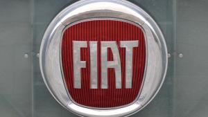 Fiat emblem (AFP/DAMIEN MEYER)