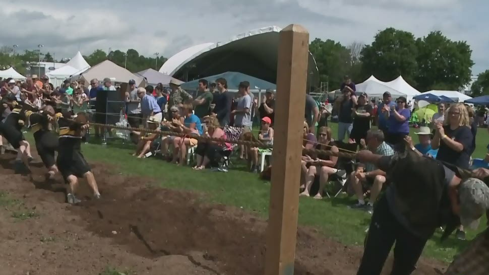 CTV Atlantic: Antigonish Highland Games