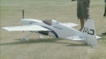 Pilots showcase model aircraft