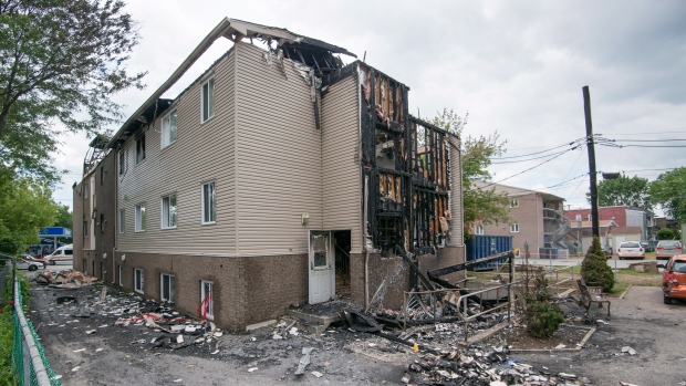 Evidence suggests Quebec seniors' home fire was criminal: police