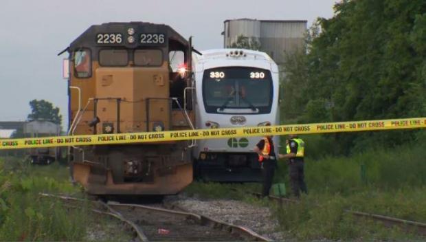Train fatality
