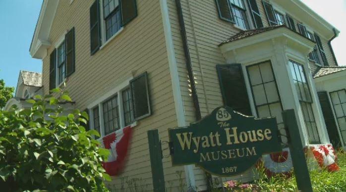 Wyatt House Museum, in Summerside, P.E.I.