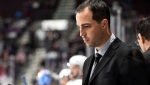 Assistant coach Jerrod Smith has signed a new two-year deal with the Windsor Spitfires. (Courtesy Windsor Spitfires)