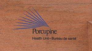 The Porcupine Health Unit reported one new COVID-19 case Wednesday among residents in the health unit's coverage area.