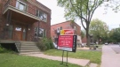 For sale sold sign Montreal real estate housing