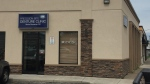 Precision-Bite Denture Clinic on Tecumseh Road East in Windsor, Ont., on Wednesday, July 12, 2017. (Alana Hadadean / CTV Windsor).