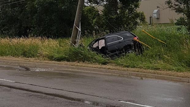 Highway 7 crash