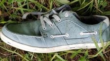 Shoe found