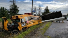 Ottawa school bus crash