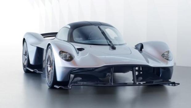 Aston Martin Valkyrie (Aston Martin)