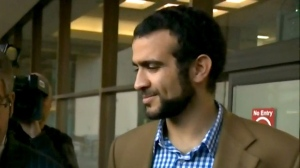 Omar Khadr, 31, who is now married, was released on bail in Alberta in 2015 pending the outcome of his stalled appeal in the U.S. of his military commission conviction.