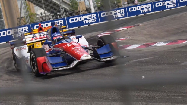 Gearing up for Honda Indy in Toronto