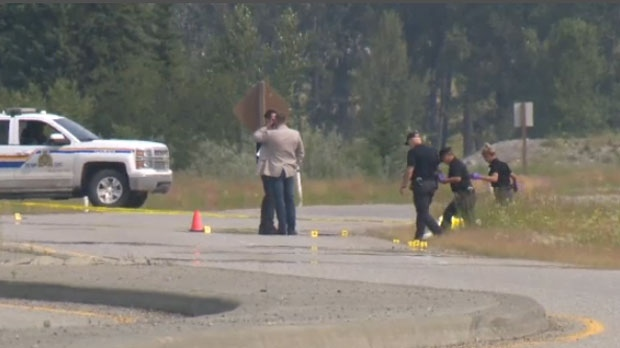 26-year-old Hanock Afowerk's body was found in a ditch along Highway 22, west of Calgary, on the morning of July 12, 2017