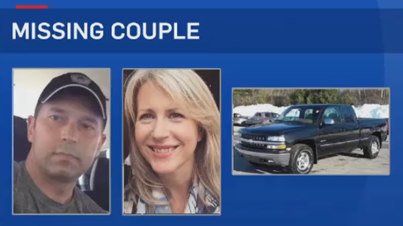 Agassiz RCMP and search and rescue crews have now joined the effort to find Sophie Dowsley and Greg Tiffin.