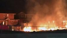 July 14 fire